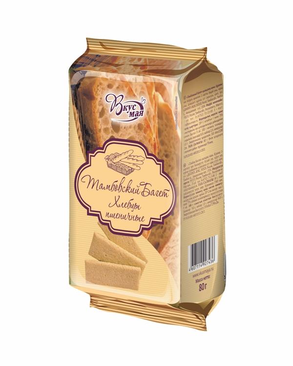 Хлебцы «Тамбовский багет»